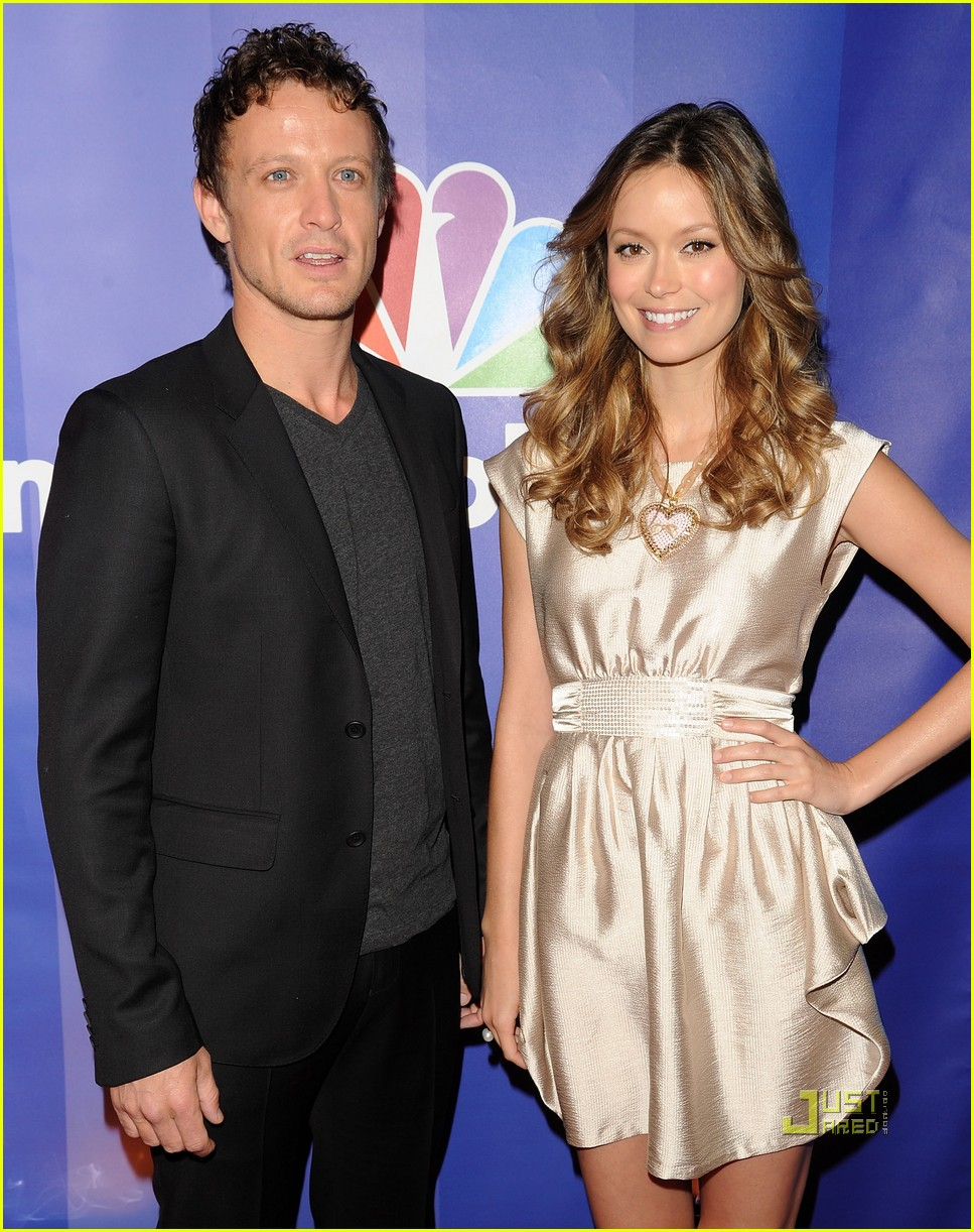 summer glau nbc upfronts 03