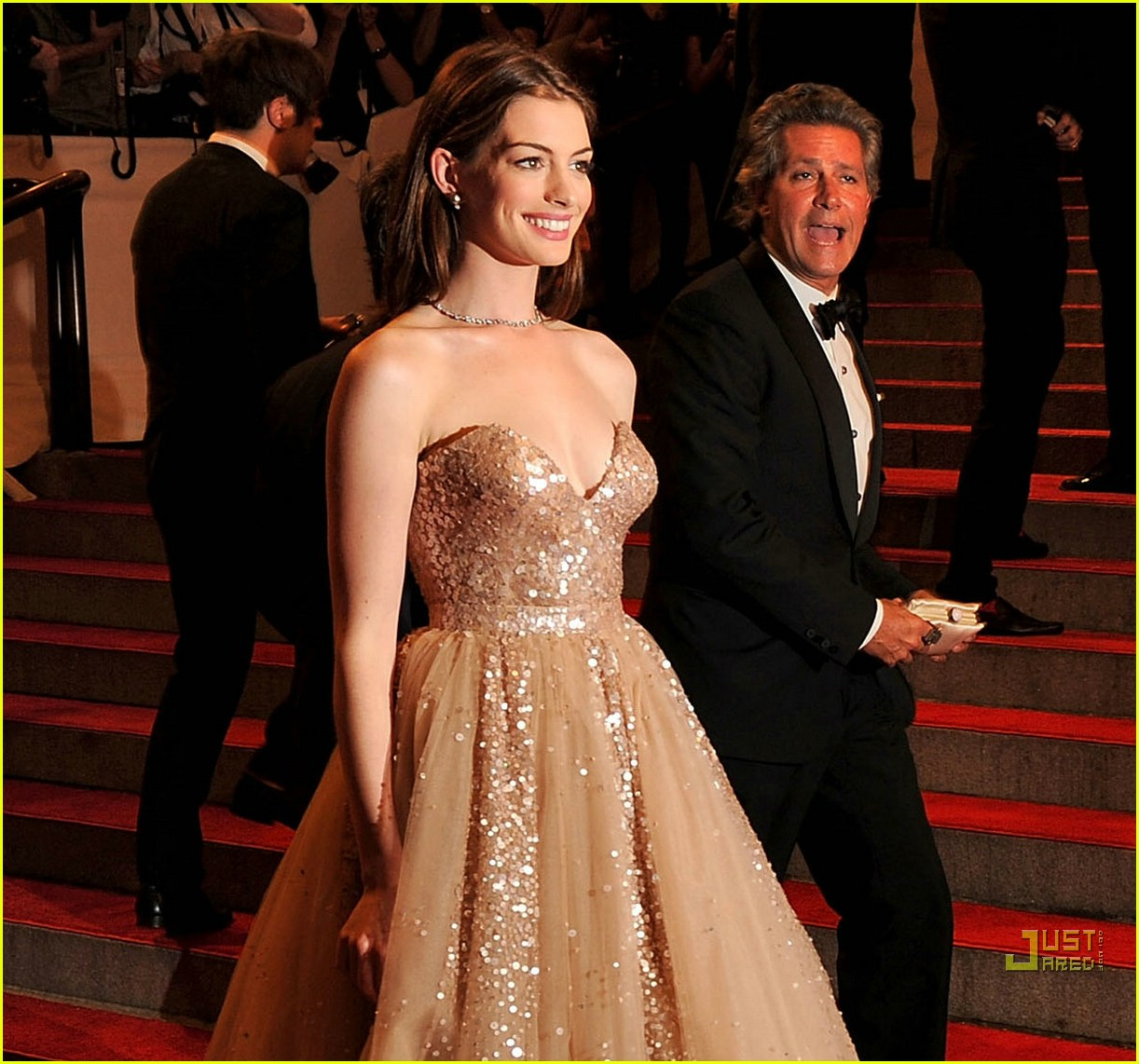 Full Sized Photo Of Anne Hathaway Met Ball 2010 03