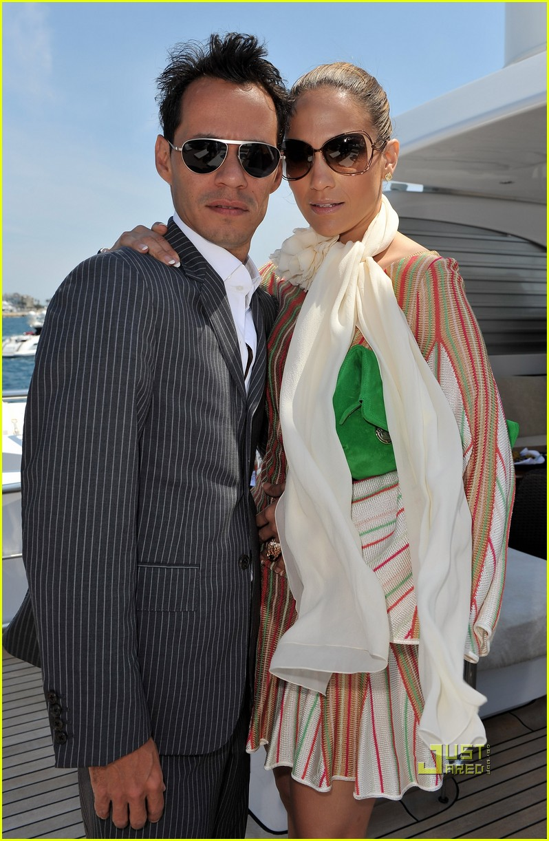jennifer lopez marc anthony business of film luncheon gucci party cannes 20