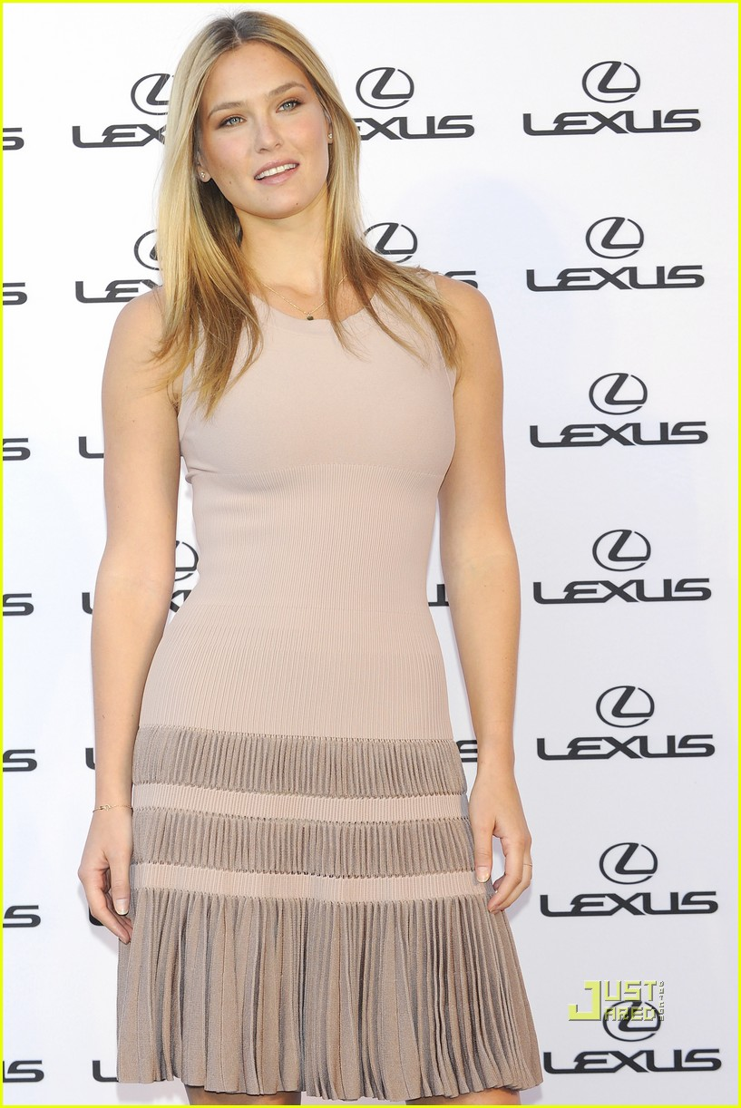 bar refaeli lexus party 25