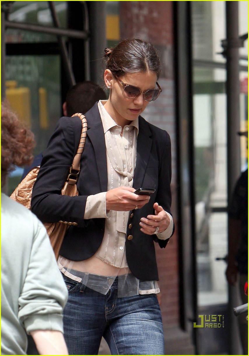 Katie Holmes Rolle in Sex and the City? - Viply