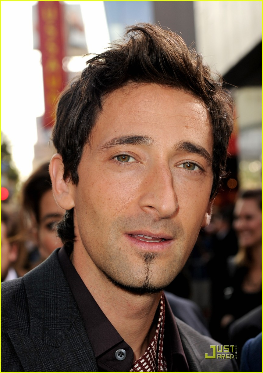 adrien brody splice is nice 122455901