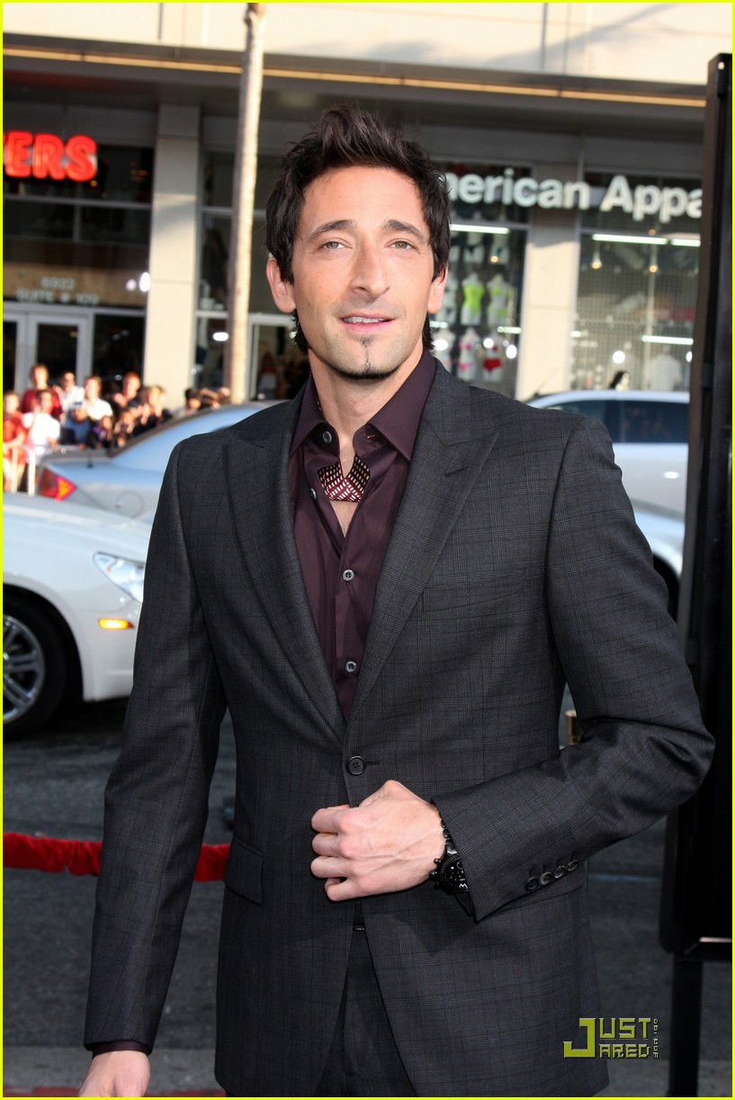 adrien brody splice is nice 21