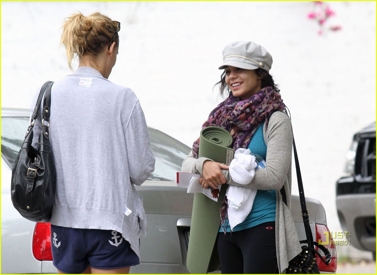 vanessa hudgens yoga ticket 032462678