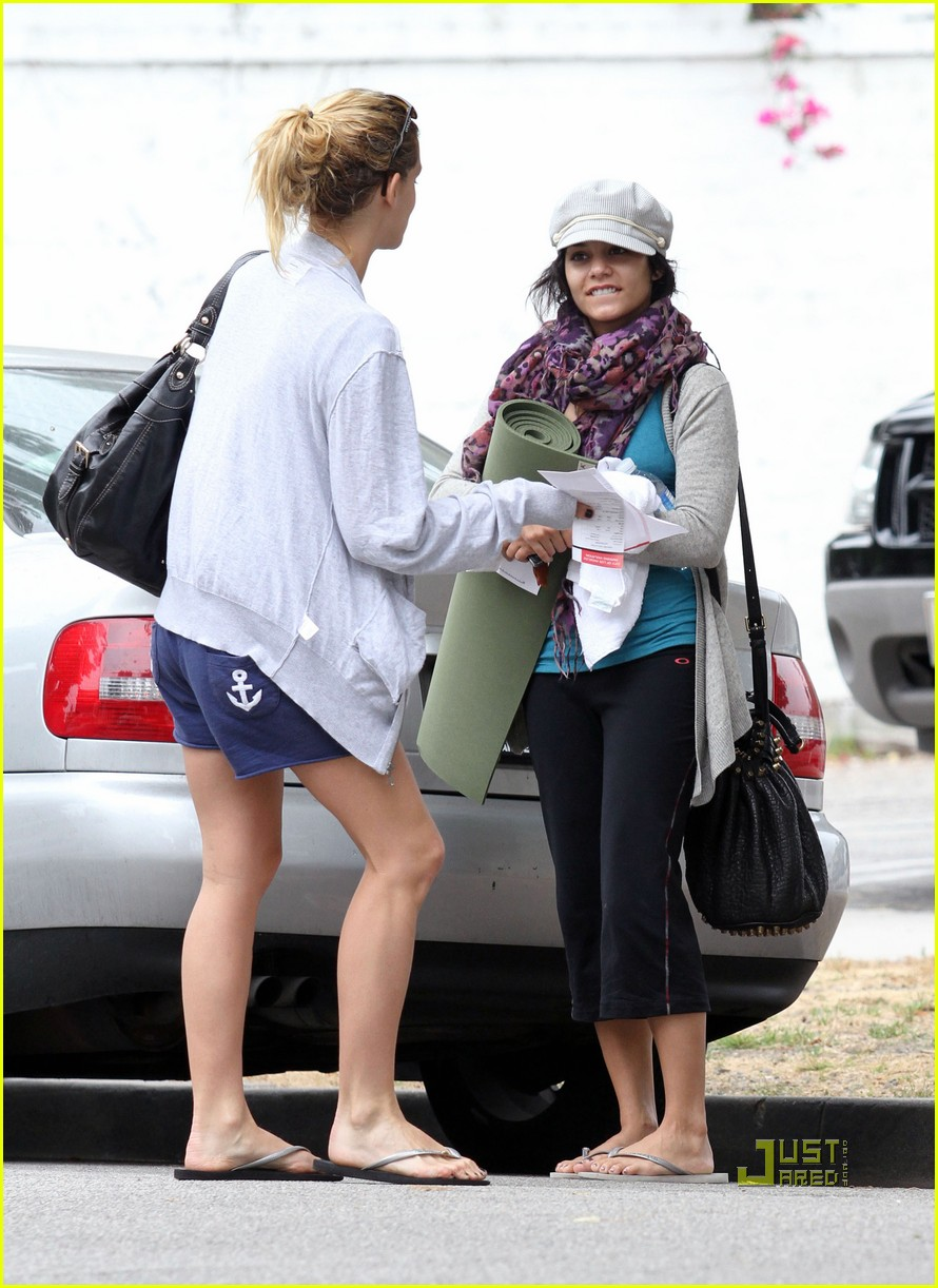 vanessa hudgens yoga ticket 072462682