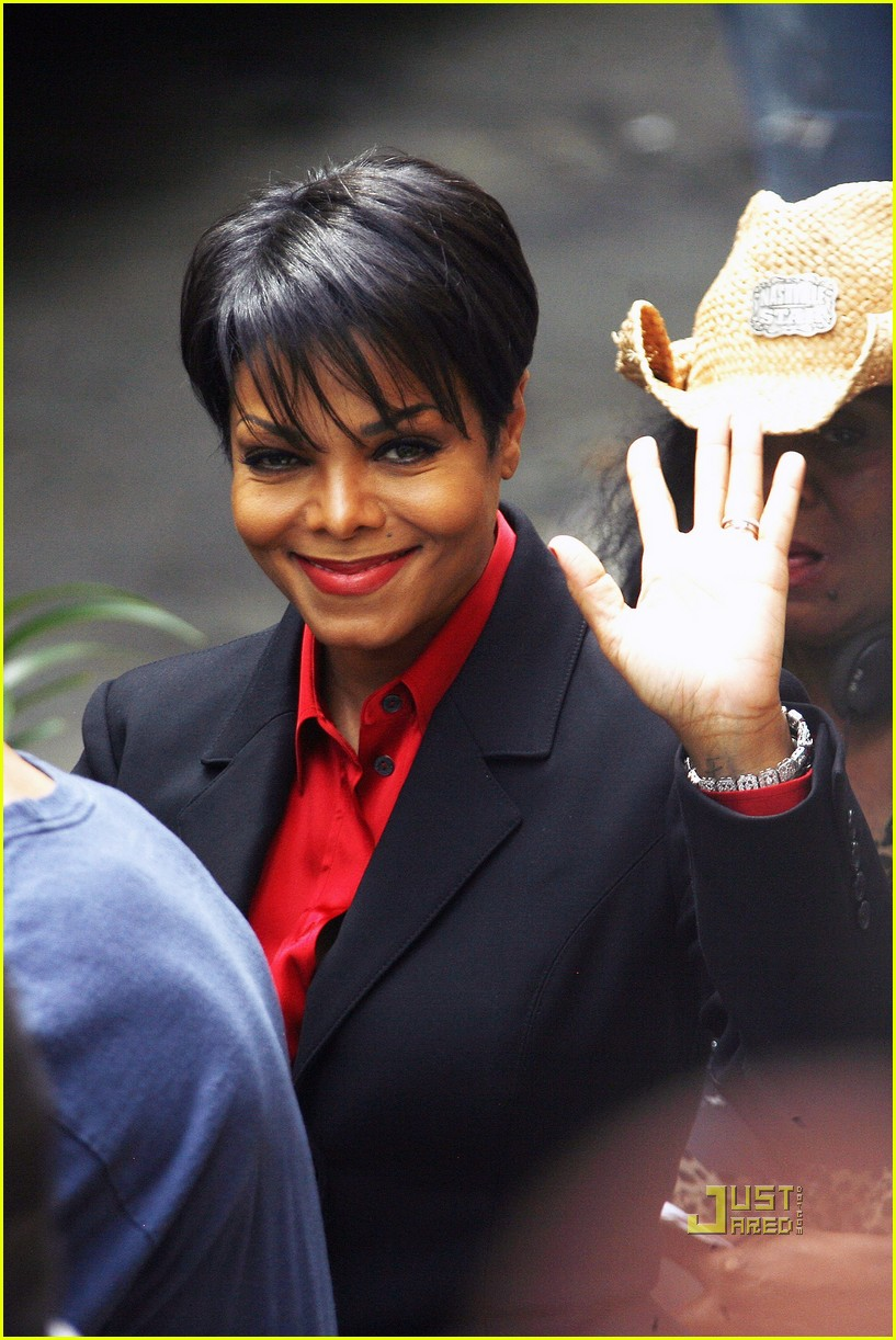 Janet Jackson Haircut In For Colored Girls