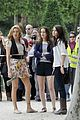 leighton meester selena gome paris 18