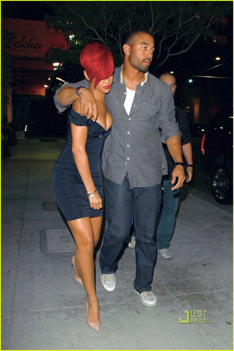 rihanna mastros matt kemp 06