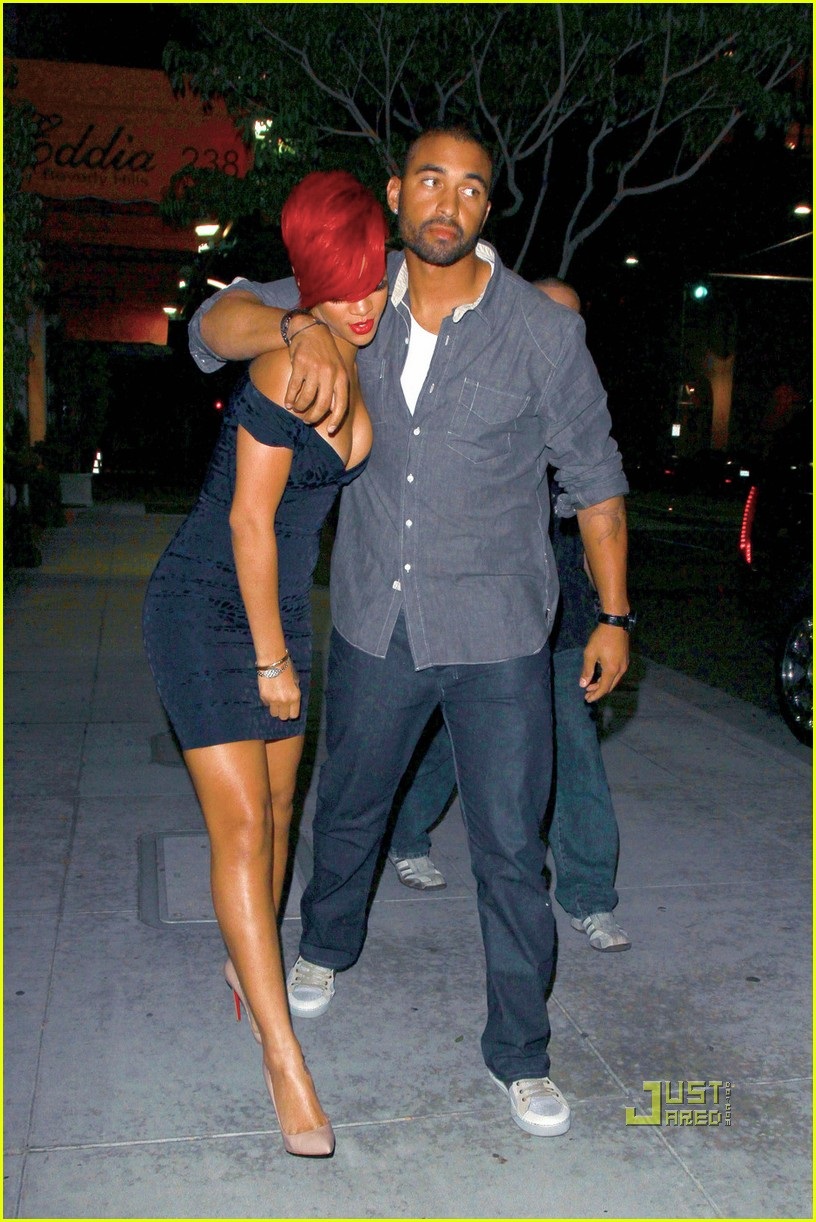 rihanna mastros matt kemp 14