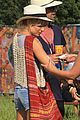 sienna miller tattoo glastonbury music festival 02