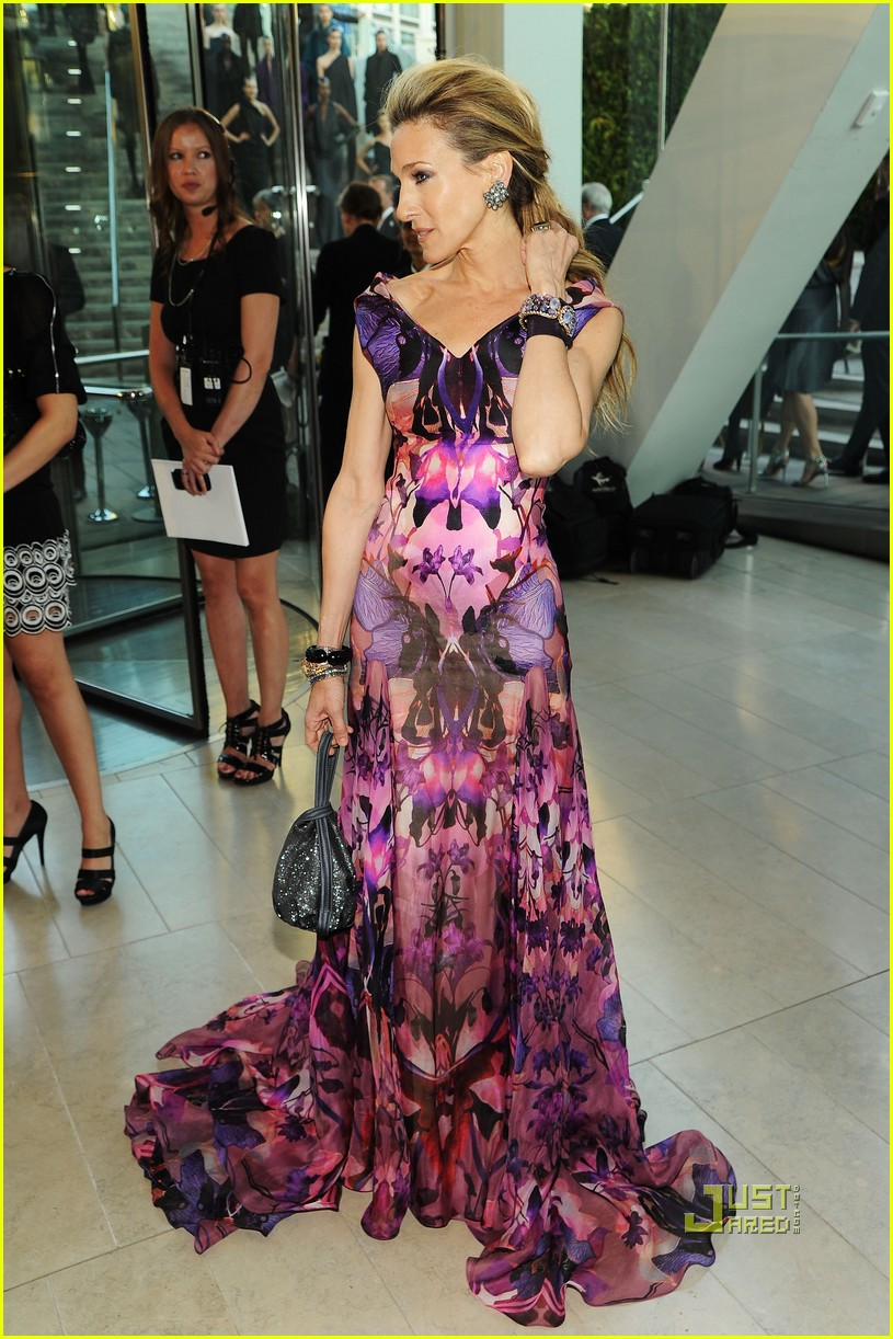 sarah jessica parker cfda fashion awards 2010 042457050
