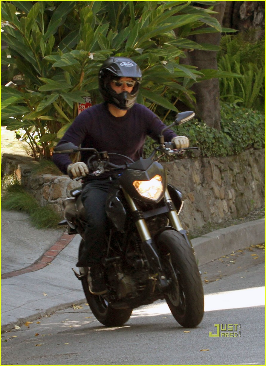 orlando bloom motorcycle in n out 12