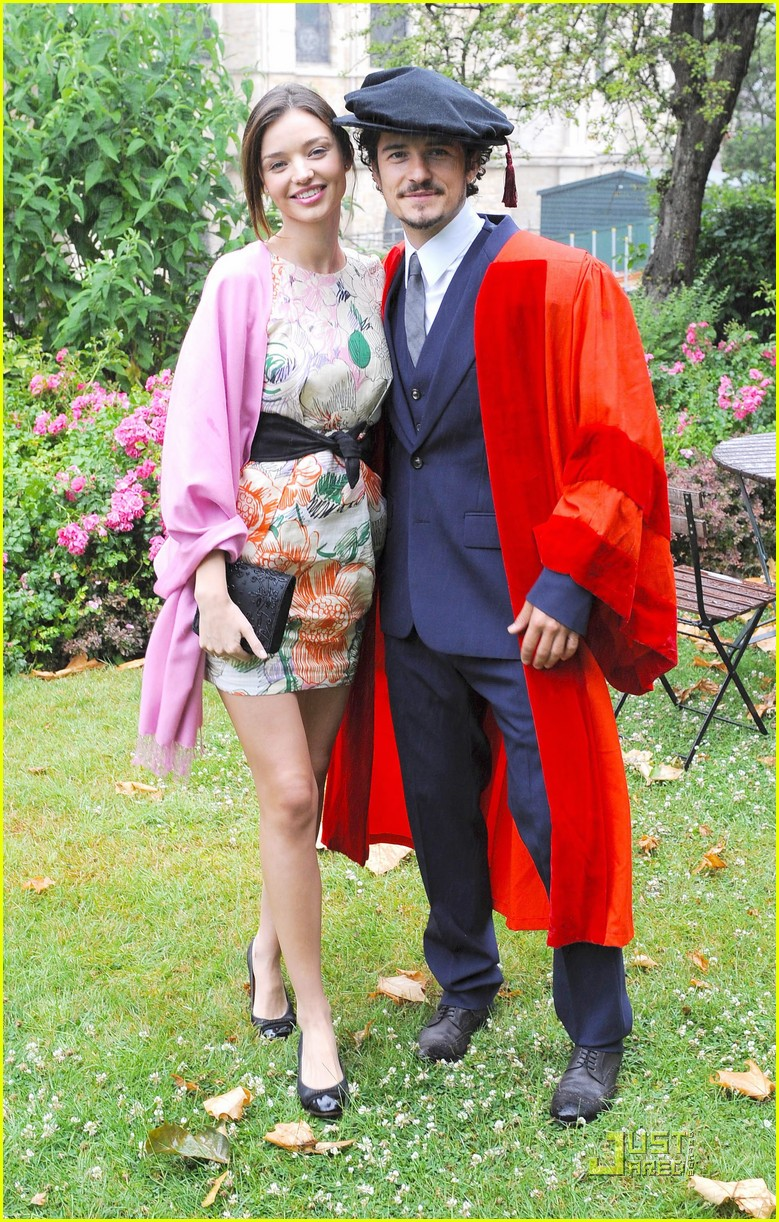 orlando bloom gets degree 01