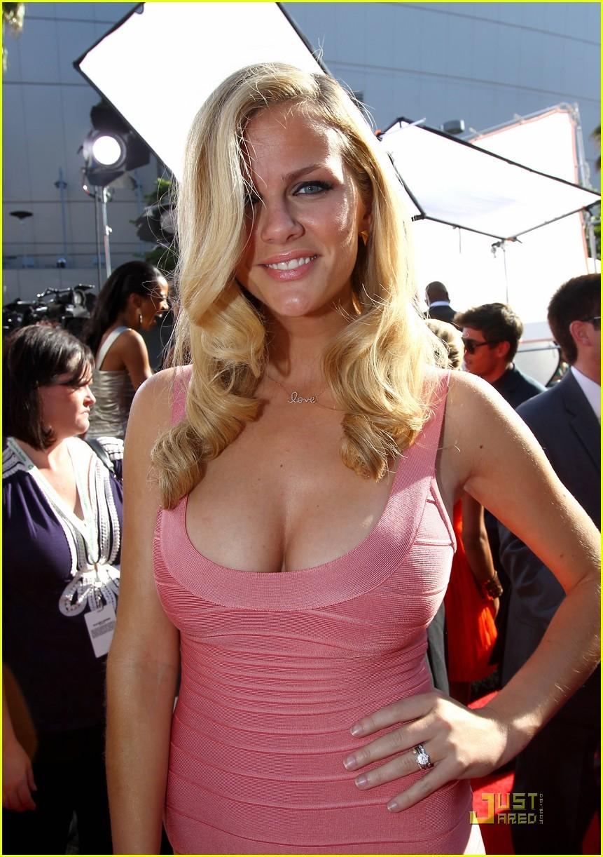 Full Sized Photo of brooklyn decker 2010 espy awards 05 ...  Brooklyn
