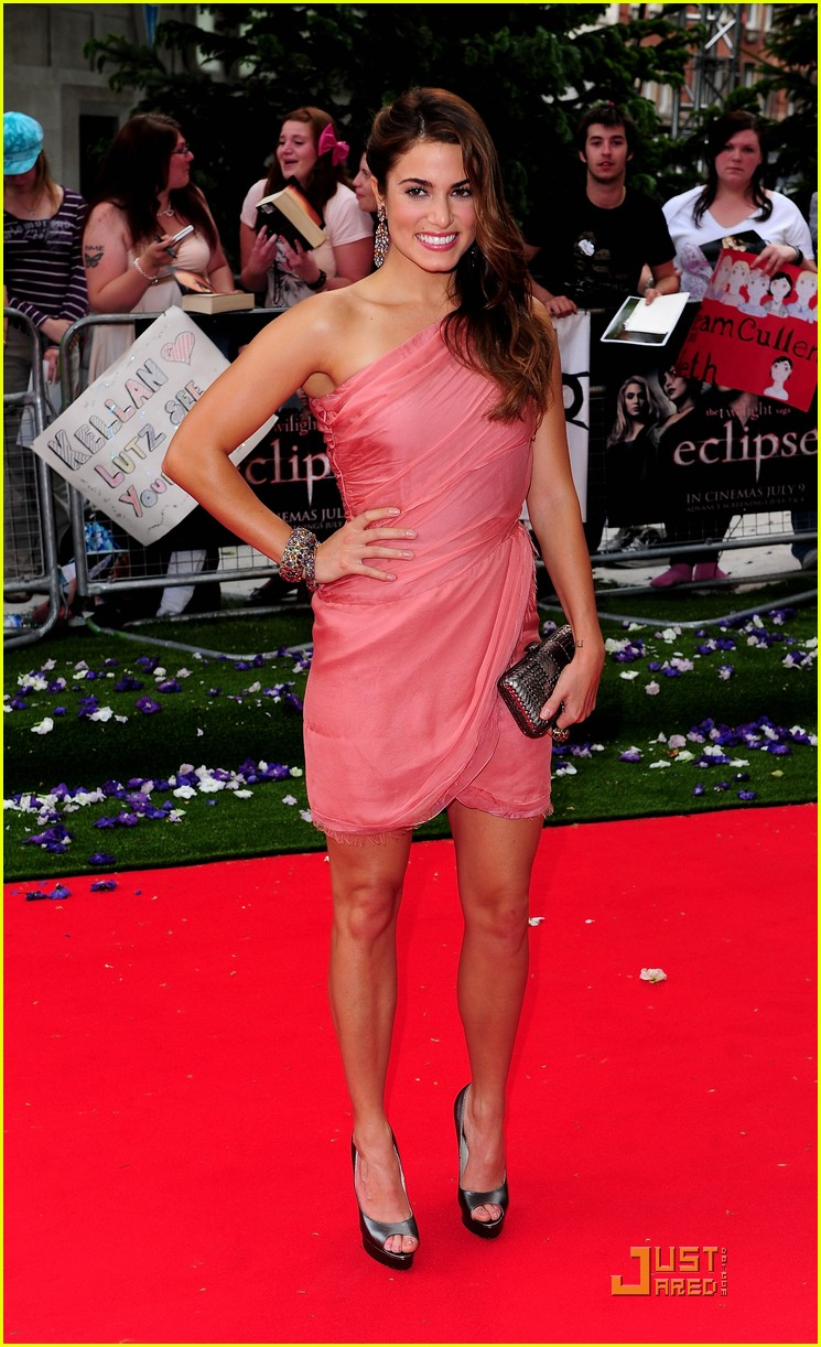 twilight cast eclipse london premiere 03