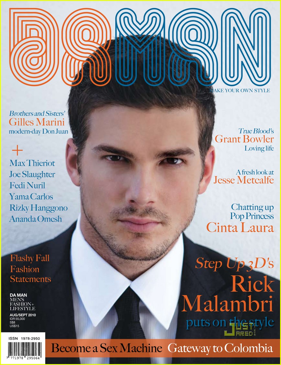 rick malambri da man magazine august september 2010 01