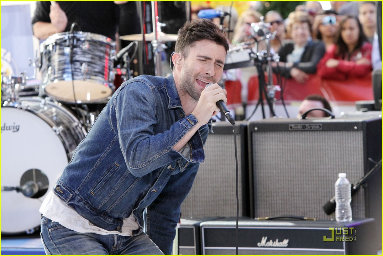 maroon 5 today show 05