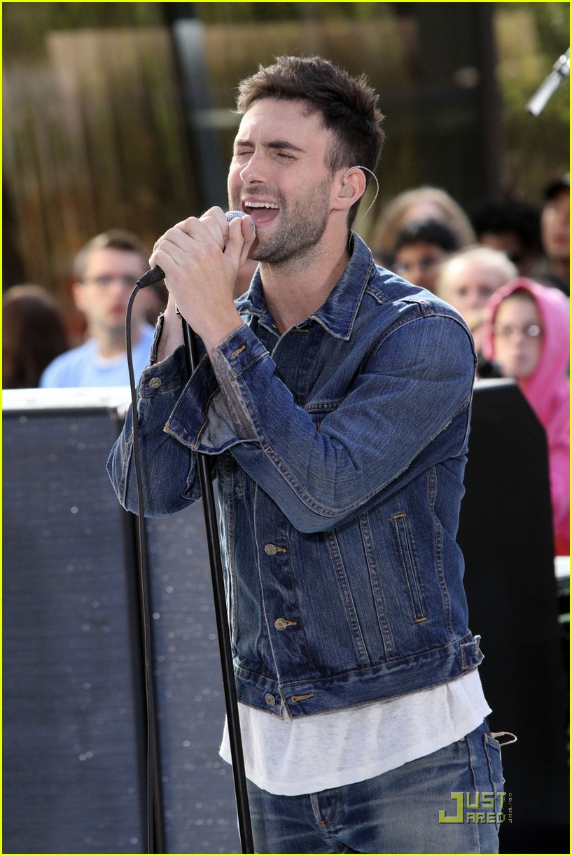 maroon 5 today show 13