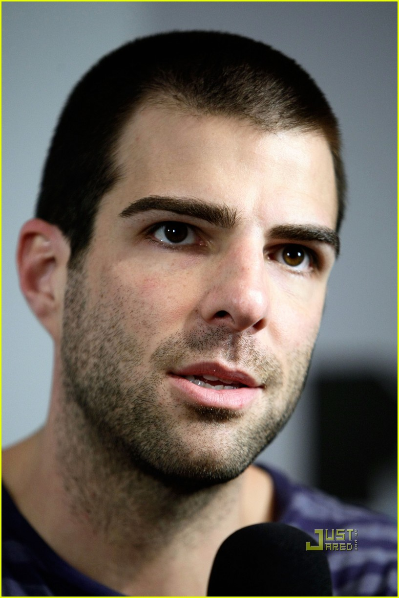 zachary quinto comic con 10