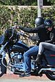 leann rimes eddie cibrian motorcycle malibu 05