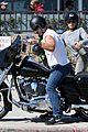 leann rimes eddie cibrian motorcycle malibu 09