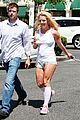 britney spears keeping it cool 09