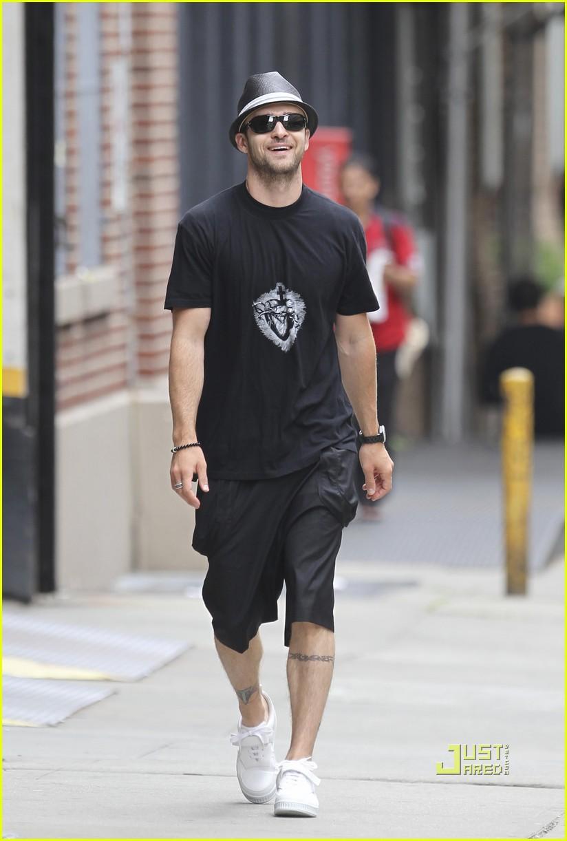 Justin Timberlake Shoo...