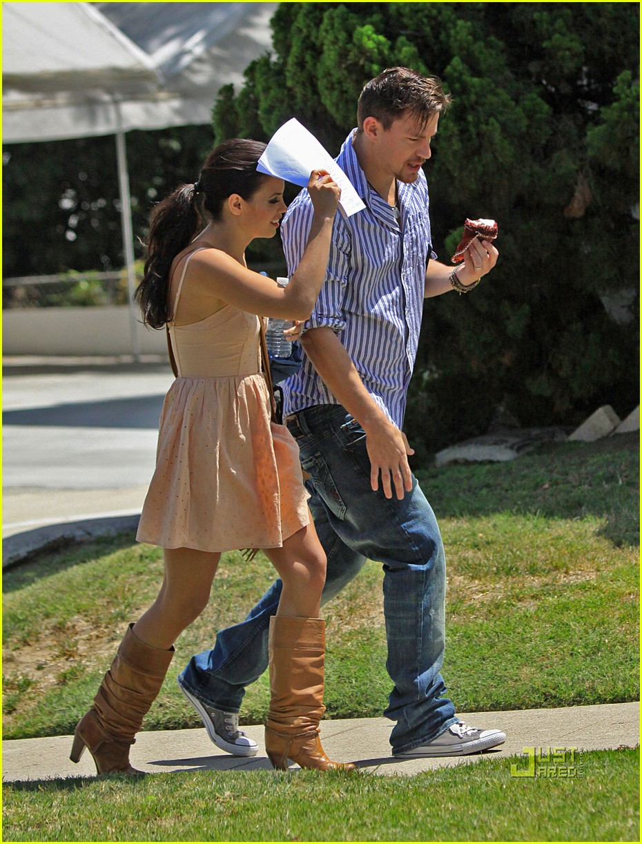 channing tatum jenna dewan brain cancer 21