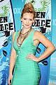 hilary duff teen choice awards 2010 05