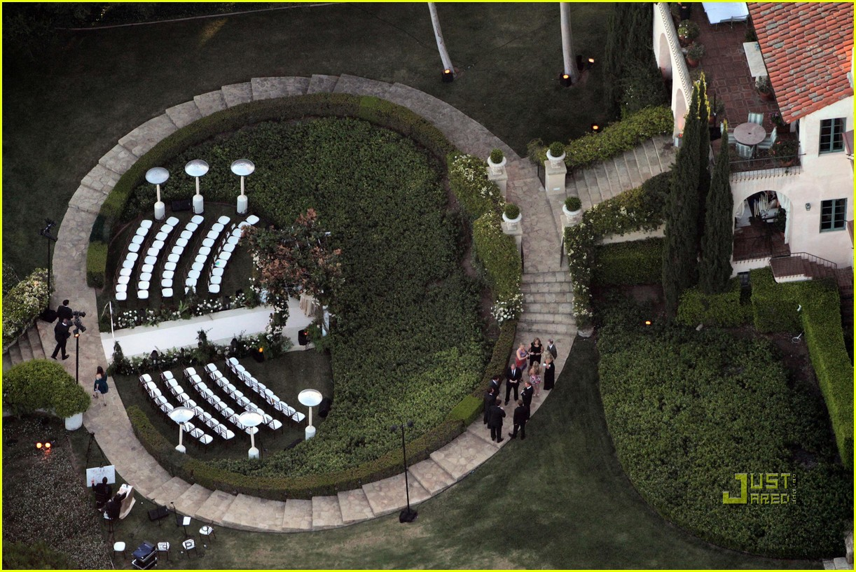 hilary duff wedding pictures 02