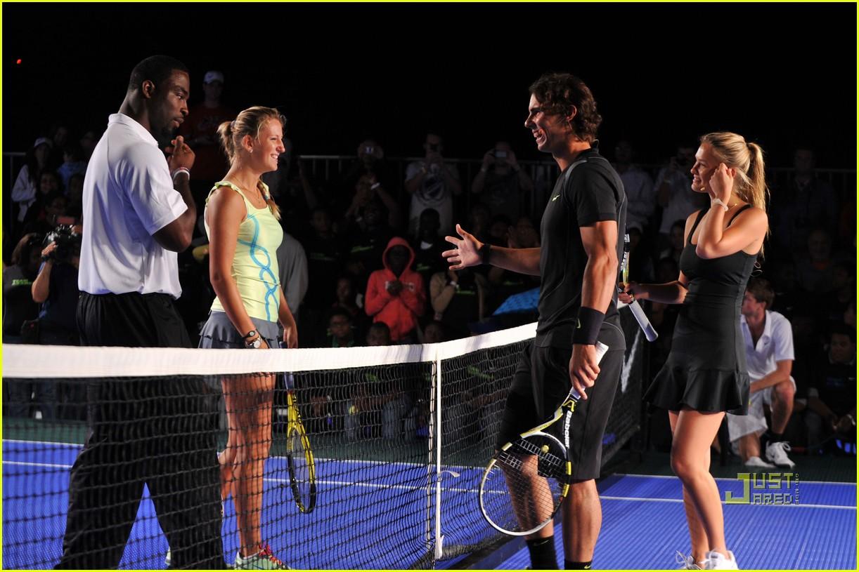bar refaeli rafael nadal nike tennis primetime knockout 04