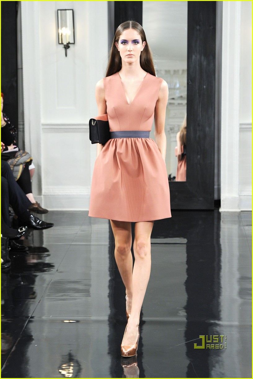 victoria beckham ny fashion week 13