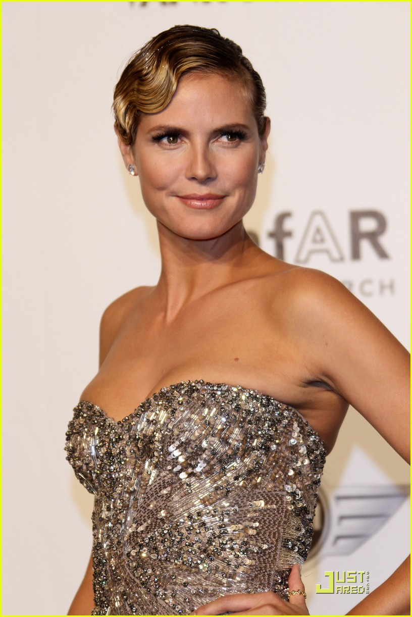 heidi klum amfar milano at milan fashion week 03