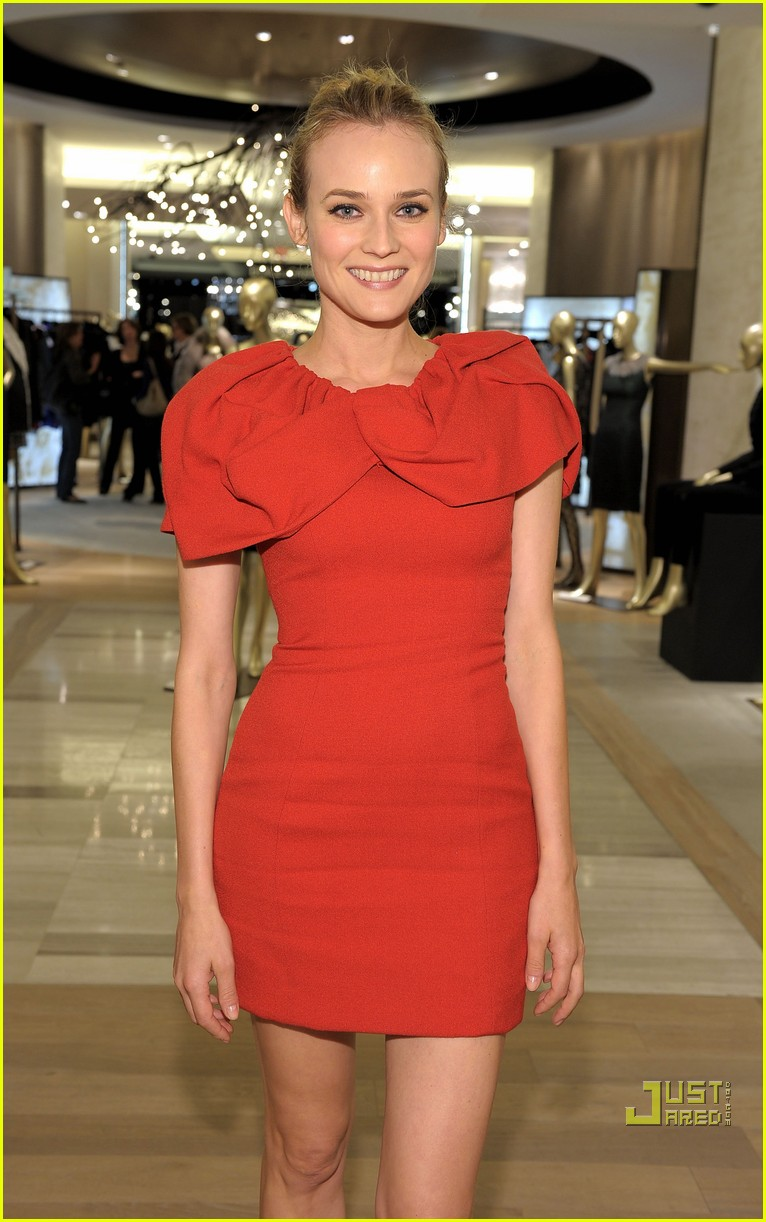 diane kruger fashions night out 012479674