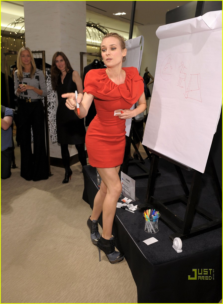 diane kruger fashions night out 03