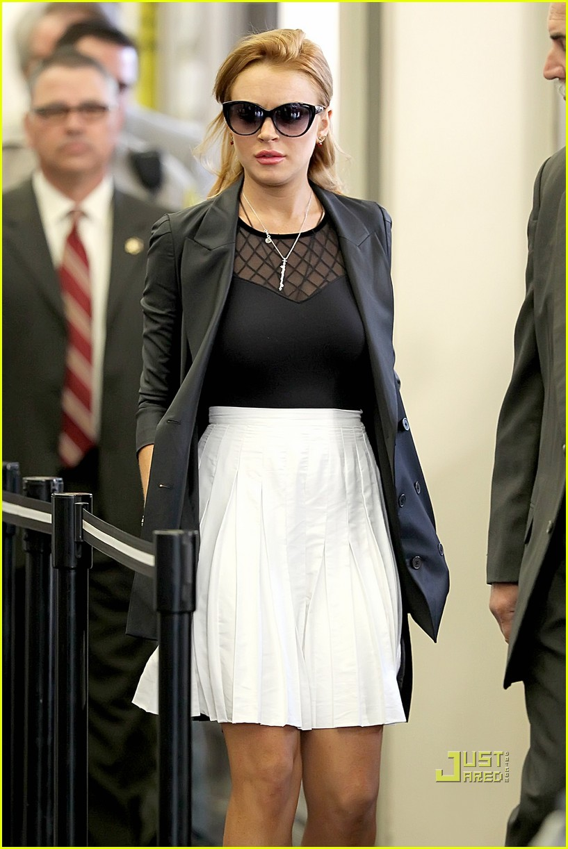 lindsay lohan drug test failing court 05