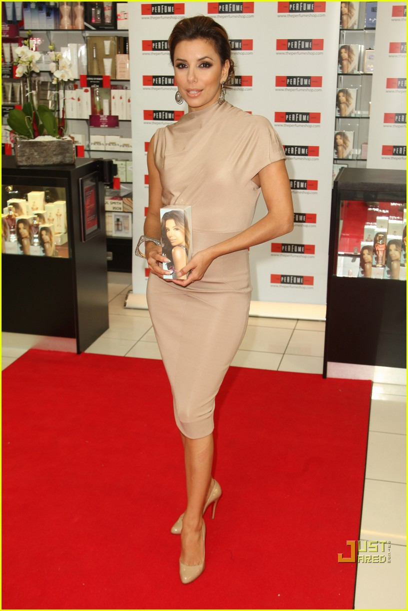eva longoria new fragrance 102477704