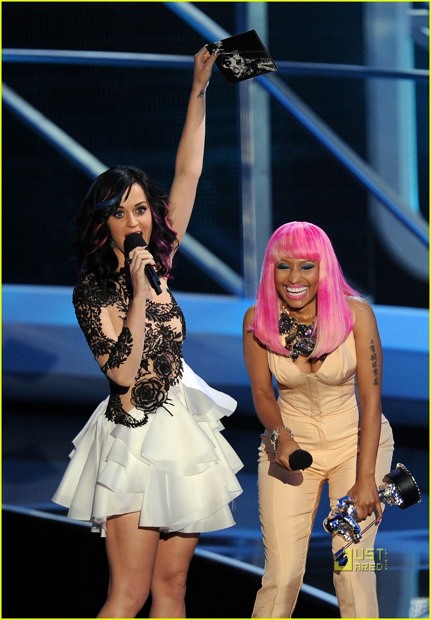 nicki minaj vmas performance 012479644