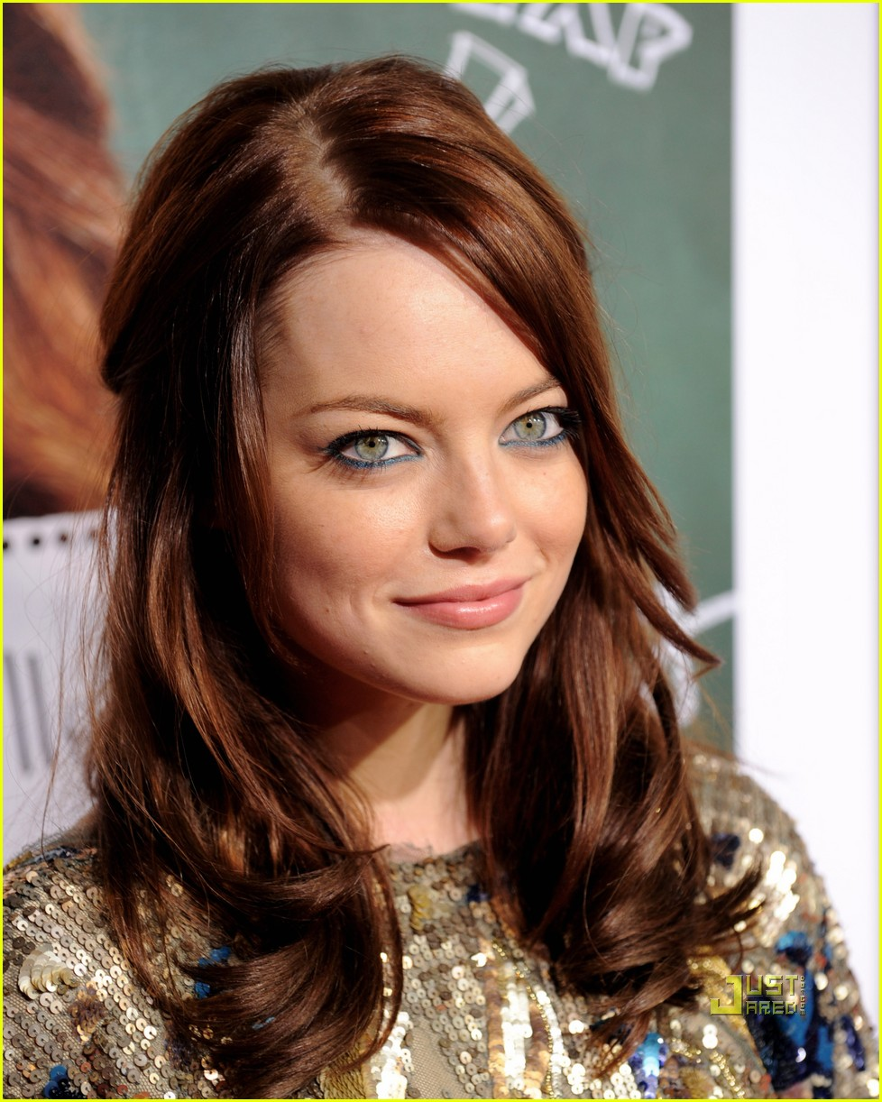 Emma Stone: 'Easy A' in L.A.!: Photo 2480168 | Aly ...