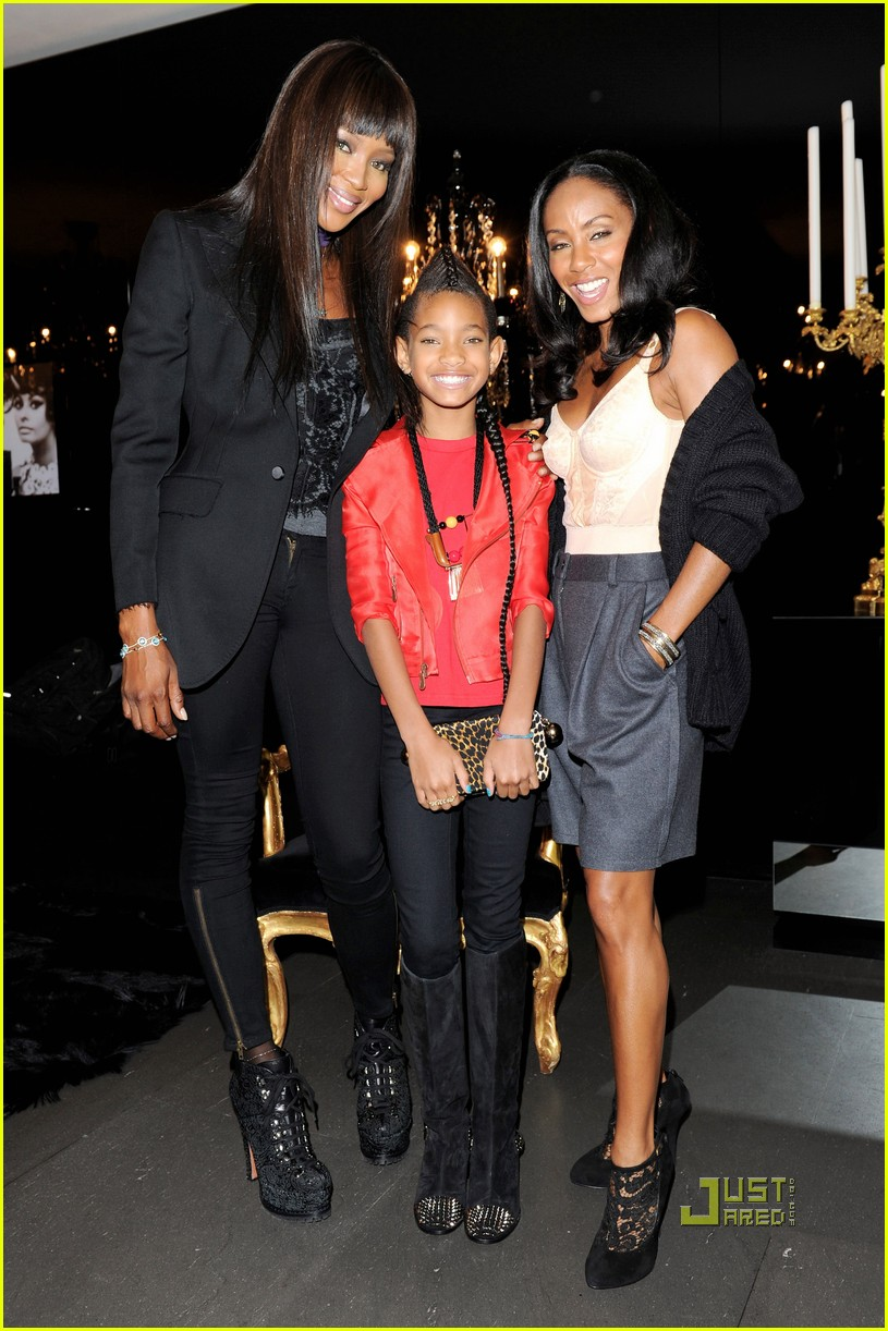willow smith faux hawk ponytail 052482938
