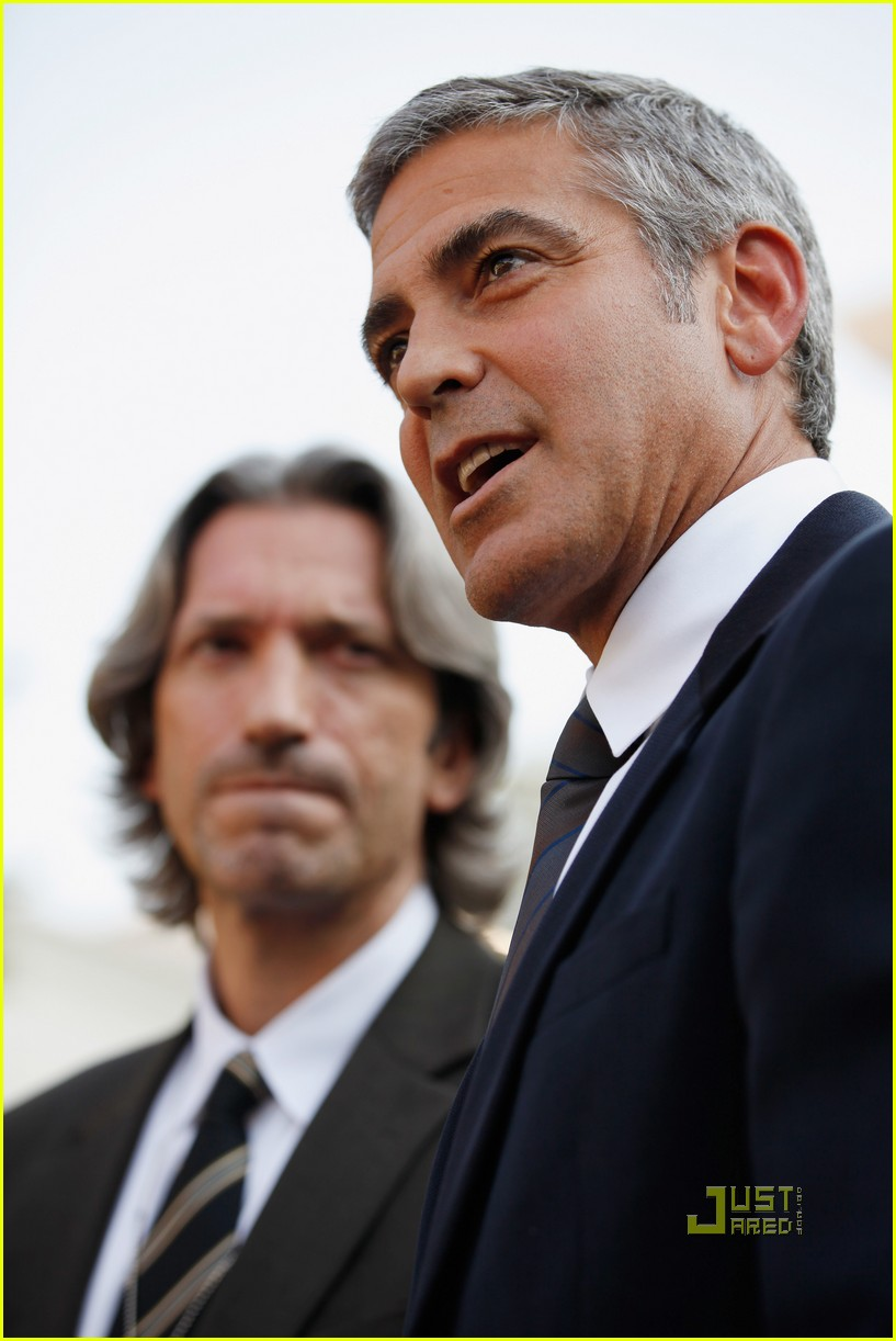 george clooney sudan washington dc 012486966