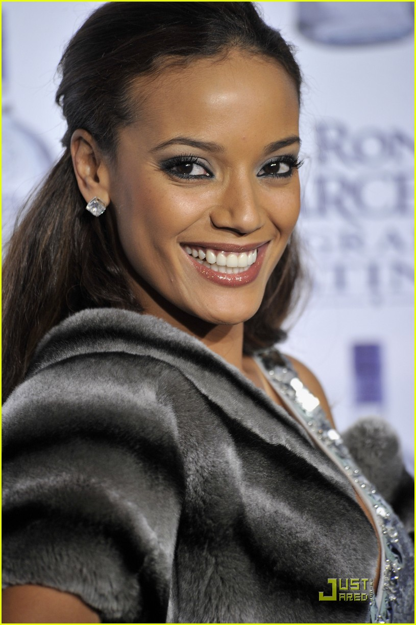 selita ebanks ron barcelo gran platinum party 07