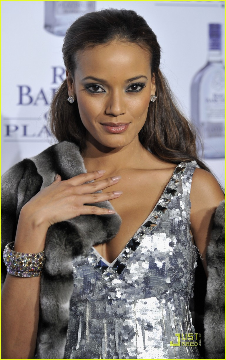 selita ebanks ron barcelo gran platinum party 08