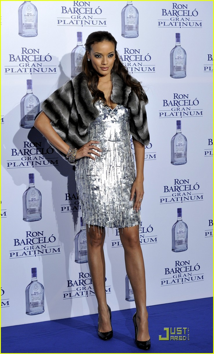 selita ebanks ron barcelo gran platinum party 122490676