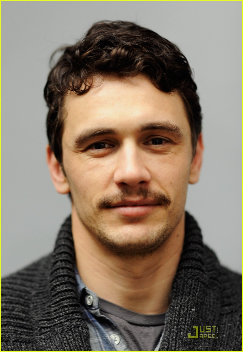 james franco facial hair this is the end - photo #18