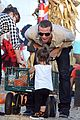 cam gigandet visits a pumpkin patch 14