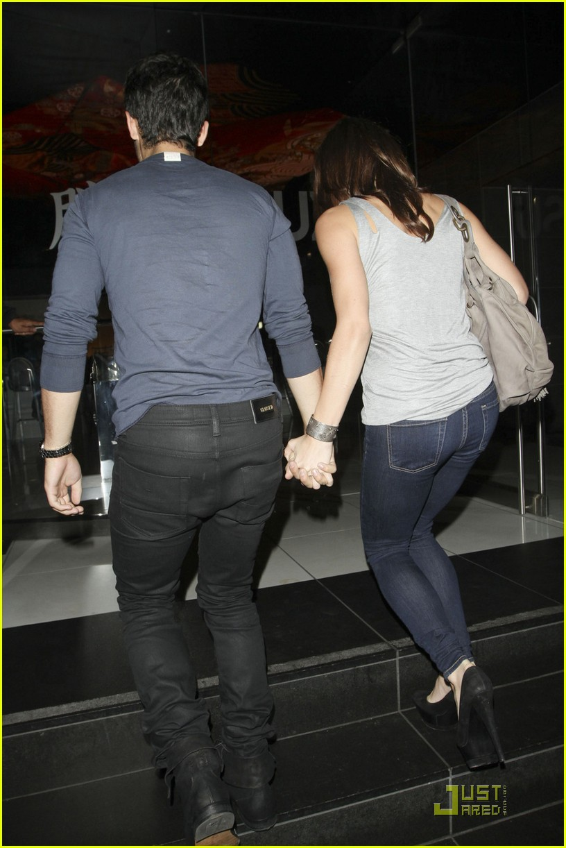 ashley greene joe jonas date night 03