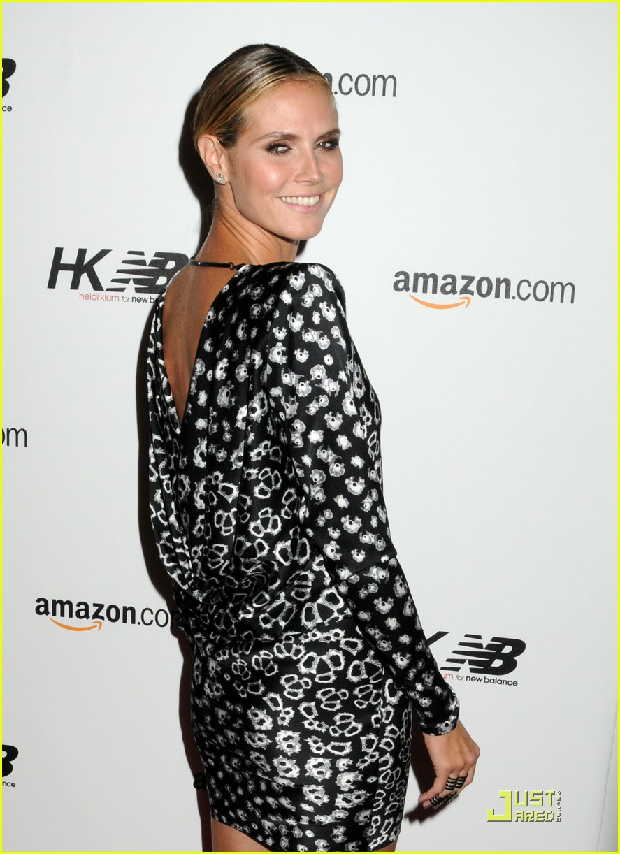 heidi klum teams up with new balance 142485714