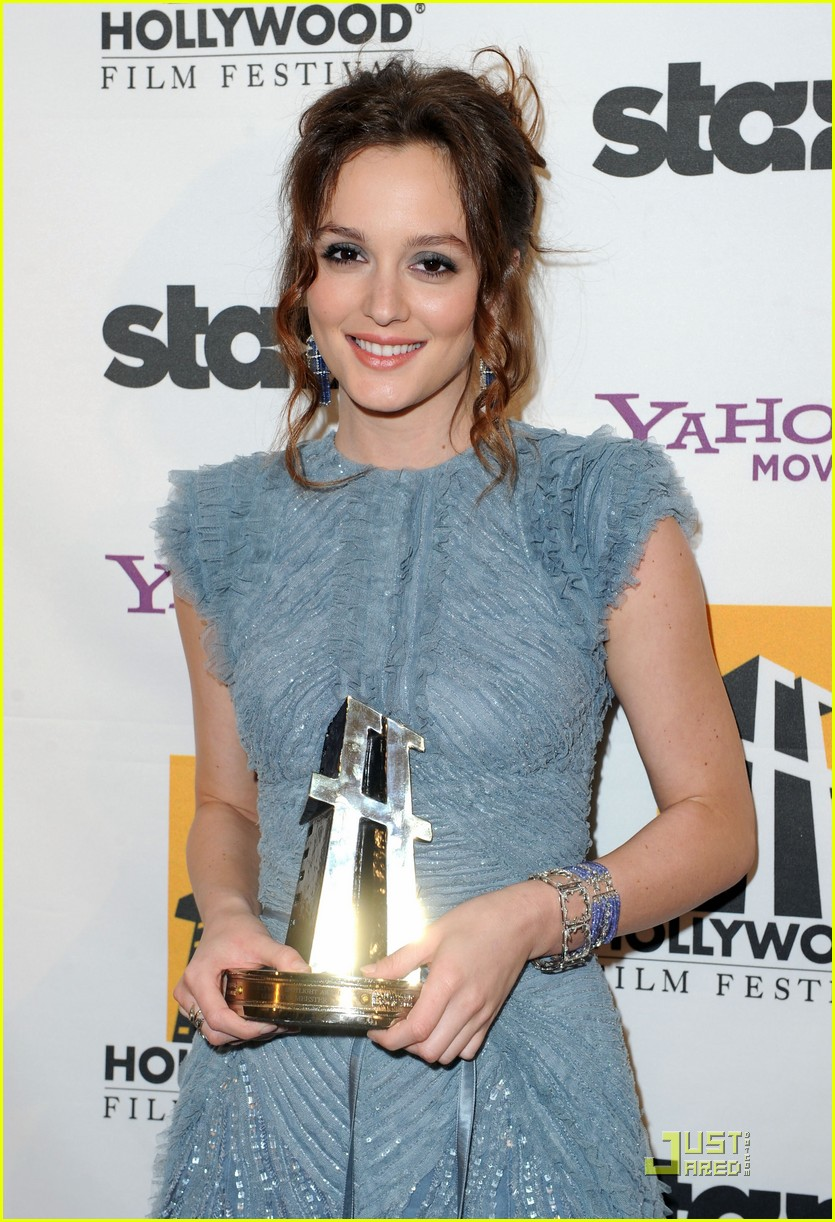 leighton meester hollywood awards 02