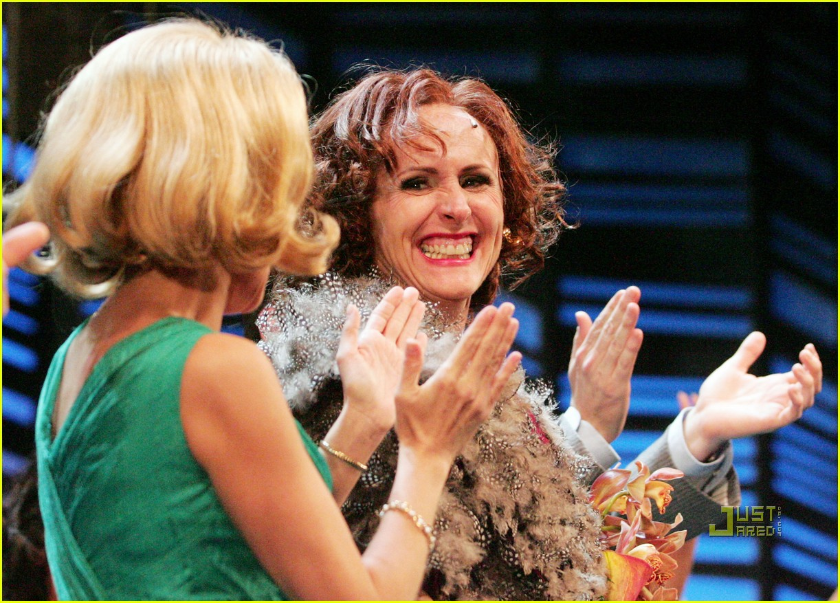 molly shannon promises promises debut with kristin chenoweth 07